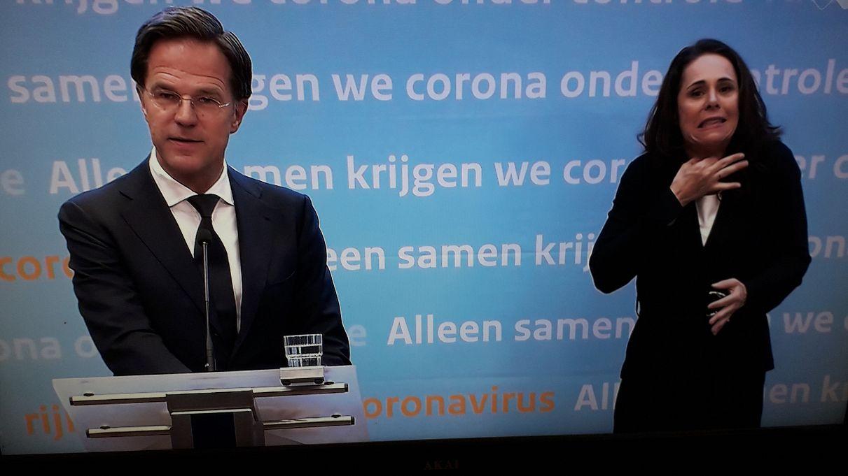 Persconferentie Rutte: Basisscholen Op 11 Mei Weer Open
