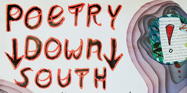 Wijnbar Koffie & Ambacht: Poetry Down South
