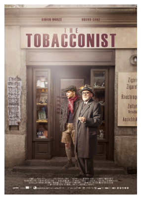 TRAILER. Bruno Ganz als Sigmund Freud in The Tobacconist