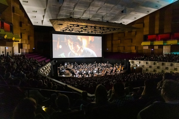 Harry Potter And The Half-Blood Prince in de Doelen