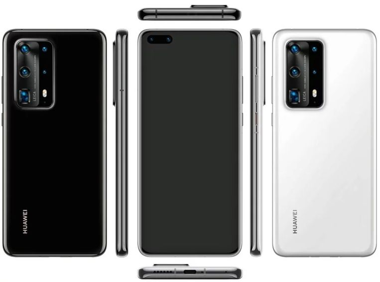 VIDEO: Huawei presenteert P40 - The best camera ever?
