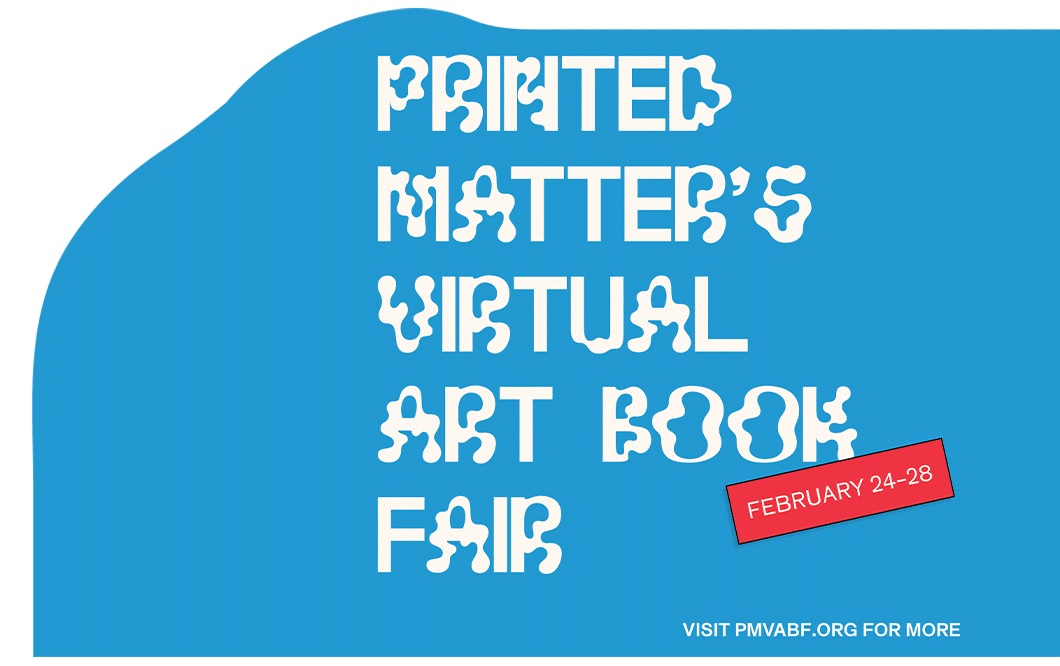 Melly TV  / Printed Matter Virtual Art Book Fair / live Chat 27 feb.