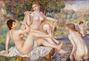 'I love Renoir' of 'I hate Renoir'