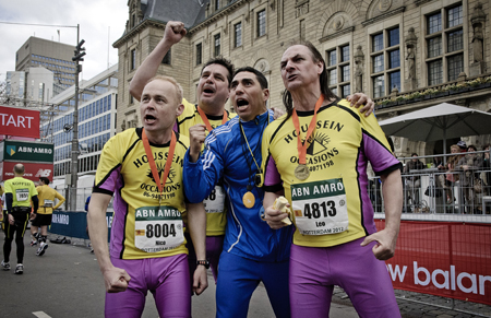 Film 'De Marathon' is ook internationaal een succes