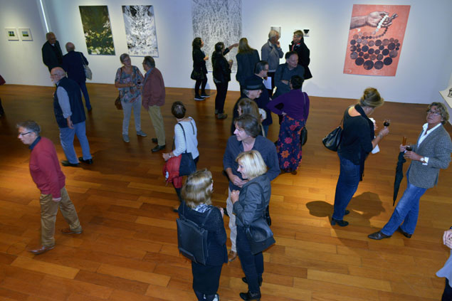 'Grafiek A t/m Z' met 40 exposanten in Gallery