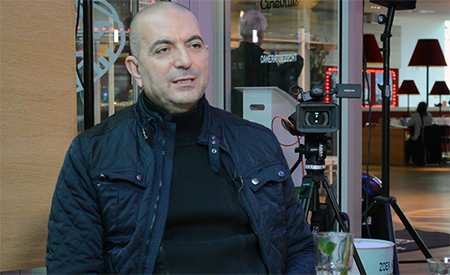 Interview met Hany Abu-Assad
