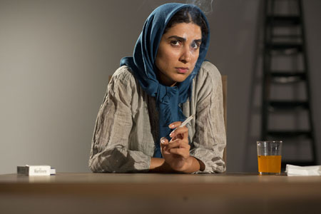 'Timeloss' van Amir Reza Koohestani laat een ander Iran zien. Foto: Mani Lotfizadeh