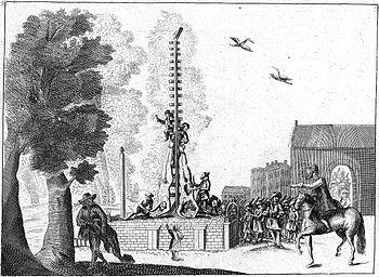Hoe het later met Johan de Witt afliep weten we, hij en zijn broer Cornelis werden op het 'Groene Zoodje' in Den Haag door het gepeupel afgeslacht.