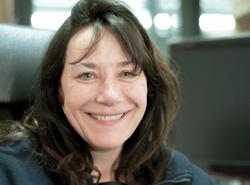 Caroline Dijk: ,,Het grootste probleem in Rotterdam is de armoede die zichzelf in stand houdt, dat mensen die in een bepaald milieu geboren worden daar niet van los komen.'' Foto: Paul Hošek