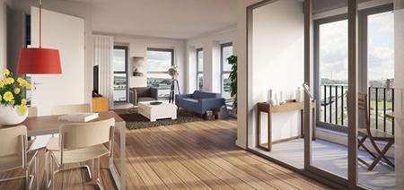 Voor ouderen, die wat gemakkelijker willen gaan wonen, is het raadzamer om een luxe appartement in de vrije huursector te nemen of te kopen door de overwaarde in het bestaande huis mee te nemen in een nieuwe hypotheek.