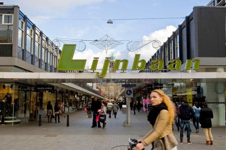 De gemeente Rotterdam wil 'het Lijnbaankwartier op de kaart zetten als één van de meest aantrekkelijke binnenstedelijke gebieden in de Benelux'. Foto: Stadsarchief