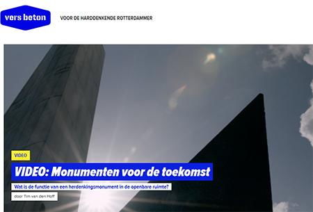 De website van VersBeton