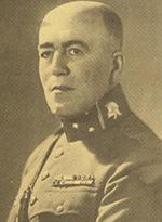 Bevelhebber tijdens de meidagen in Rotterdam was de genie-commandant kolonel P.W Scharroo die later tijdens de aanval van de Duitsers een belangrijke rol zou spelen in het blokkeren van de Duitse agressie.