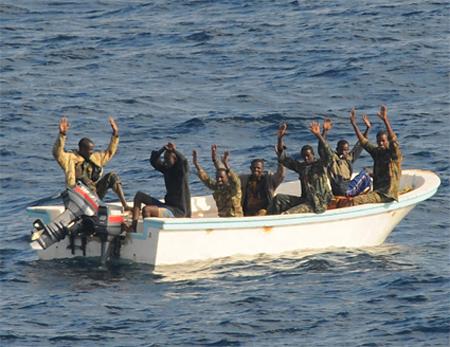 Dankzij bescherming door diverse marines is de piraterij bij Somalië behoorlijk teruggedrongen. Foto: De Ondernemer