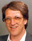 Toenmalig wethouder Hans Kombrink: 'Als de Rotterdammers de stadprovincie afstemmen met zestig procent tegen, dan zetten we tóch door... want mensen stemmen altijd makkelijker nee dan ja'.