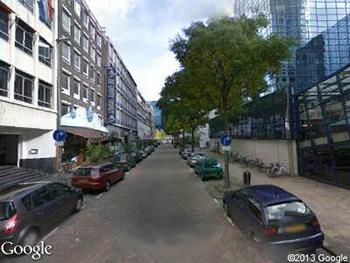 De Delftsestraat te Rotterdam.