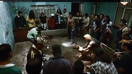 Stills 'Amores Perros': Rodrigo Prieto; Lions Gate Films
