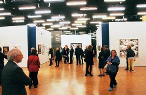 Foto's: Rinus Vuik. Inzet in de inleiding Emily Ansenk, directeur van de Kunsthal Rotterdam.