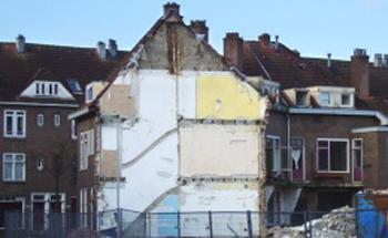 Sloop in Crooswijk. Foto: Ruimtevolk.nl