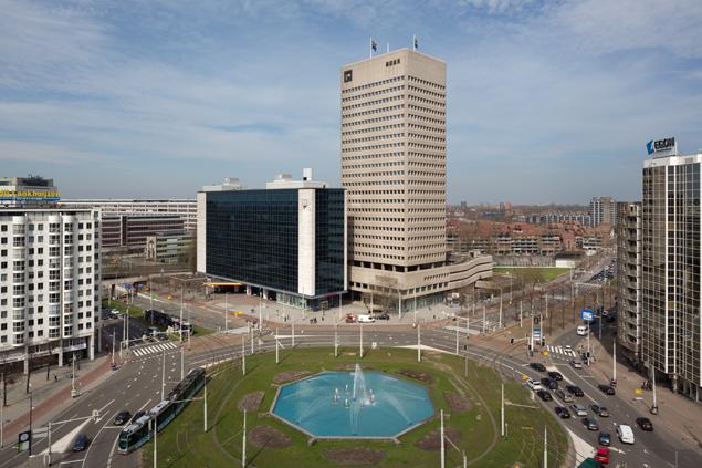 De Hofpoort is het hart van de 'Dag van de Architectuur'. Foto: Ossip van Duivenbode