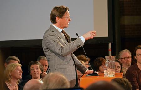 Eerdmans: 'PvdA jaagt het midden en kleinbedrijf de stad uit'.