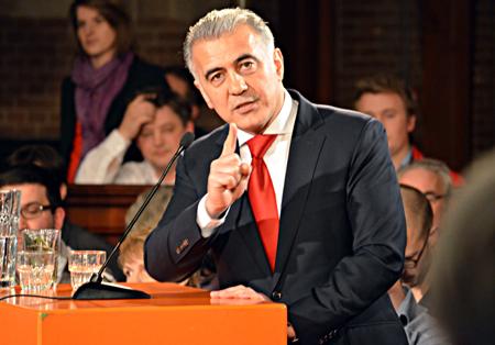 Karakus: 'Leefbaar Rotterdam heeft na 2006 een verdeelde stad achtergelaten'.