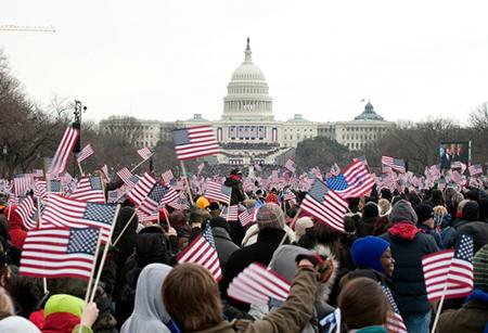 Verkiezingskoorts in Amerika neemt toe.