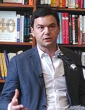 De Franse econoom Thomas Piketty wil invoering van een wereldwijde progressieve vermogensbelasting.