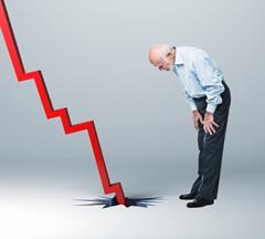 Bijna iedereen heeft of krijgt een zogenoemd 'pensioengat': minder pensioen dan waar men op rekent.