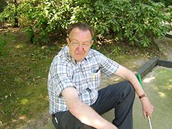 Samen met zijn vrouw An, reeds in 2005 overleden, was Koos Ooms een van de grote motoren in de bewonersvereniging Provenierswijk.