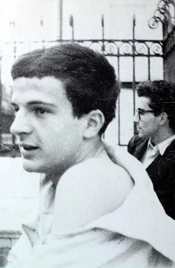 François Truffaut en Jean Luc Godard waren in de jaren veertig onafscheidelijk.