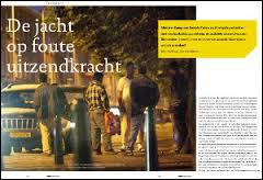 Het aantal malafide en frauduleuze uitzendbureaus is in Rotterdam niet gering. Naar schatting zijn er enkele honderden die 'bemiddelen' en waarvan de Roemenen en Bulgaren een 06-nummer hebben.