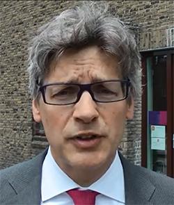De Nederlandse burgemeester is een heel andere dan de Amerikaanse. Hij heeft maar weinig te vertellen. Dat heeft burgemeester Lucas Bolsius gemerkt in zijn hoedanigheid als burgemeester van Amersfoort.