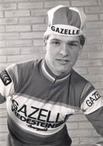 Pascal Koklheis Tanke in 1985. Foto: Gazelle
