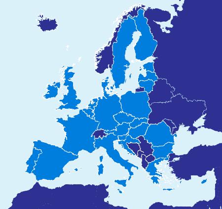 De aanzet tot wat nu de Europese Unie is was de oprichting van de Europese Gemeenschap voor Kolen en Staal.