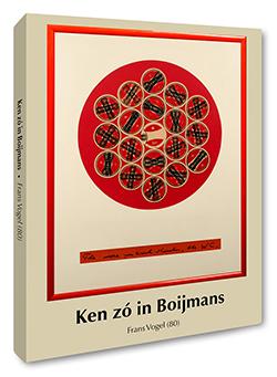 Zijn boek 'Ken zo in Boymans' is een 'hebbeding' voor elke kunstliefhebber in de stad.